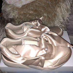 Shoes, sneakers, fenty puma